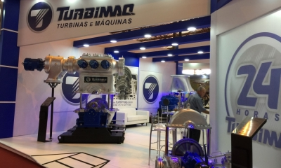 This year, TURBIMAQ took four equipment to the exhibition !!