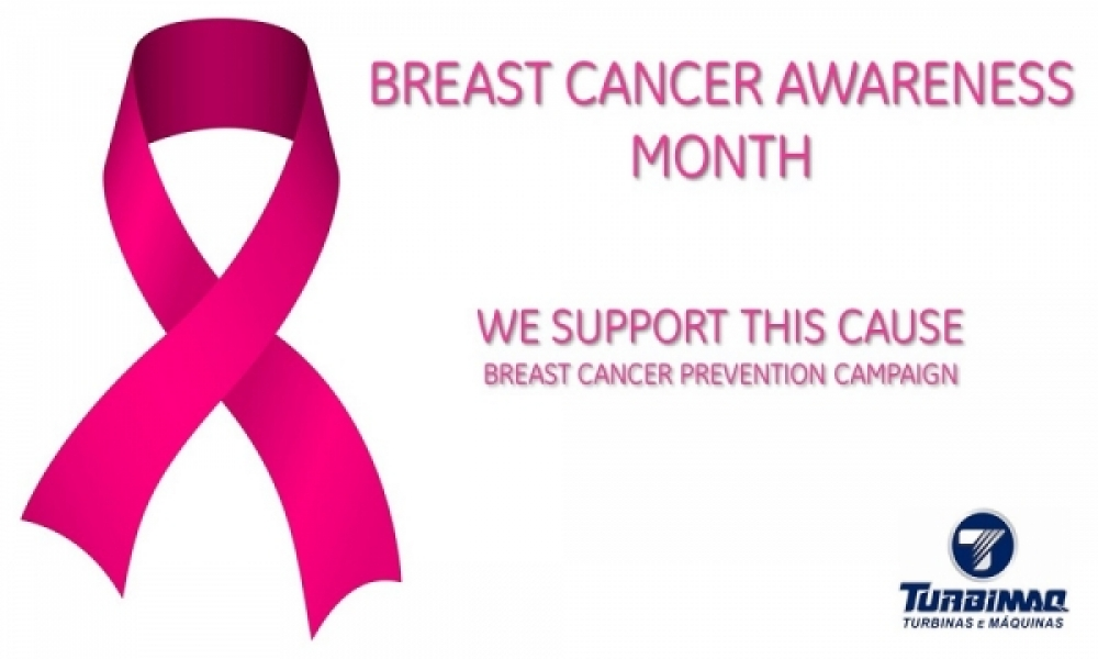 Breast Cancer Awareness Month - Pink October